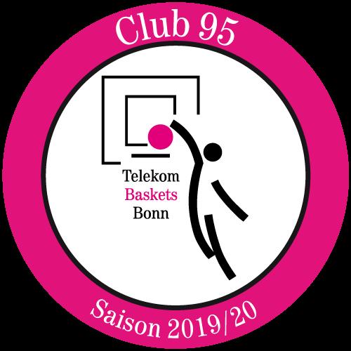 Logo des Telekom Baskets Club